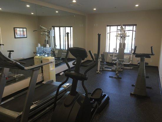 Aurora, CO: Onsite Fitness Center