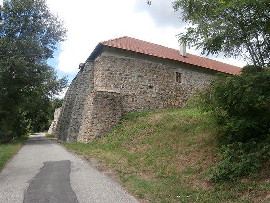 Silesian-Ostrava Castle: Old part