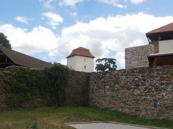 Silesian-Ostrava Castle: Castle tower