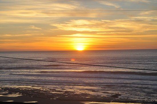 Depoe Bay, OR: Sunset at Pana-Sea-Ah