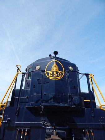 Ellicott City, MD: B&O Railroad Museum