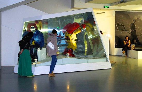 Multimedia Art Museum : выставка ДЖЕЙМС БОНД в ММАМ