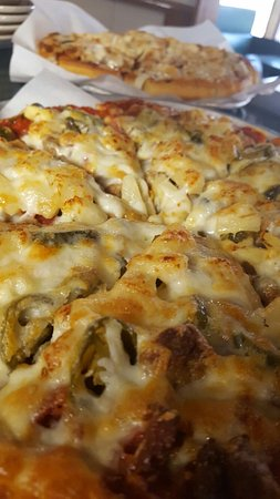 Sedro Woolley, WA: Cascade pizza