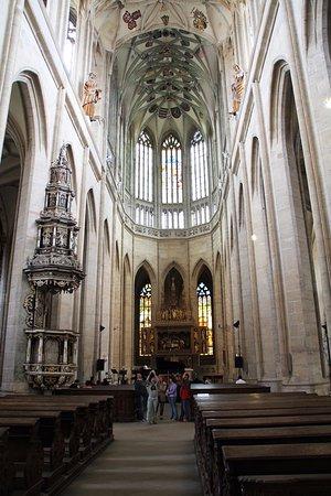 Kutna Hora, Republika Czeska: Cathedral of St. Barbara