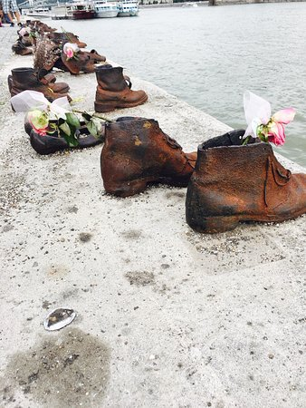 Shoes on the Danube Promenade Memorial: photo0.jpg