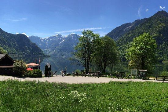 Bad Goisern, Österreich: Entspannte Ruhelage