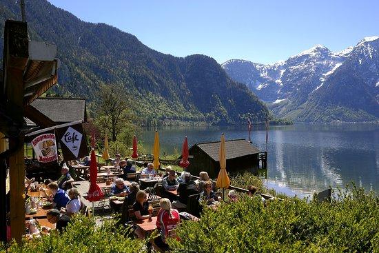 Bad Goisern, Austria: Seeterrasse