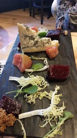Boka Restaurant + Bar: Beet Salad