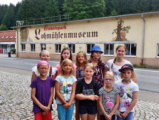 Tambach-Dietharz, Deutschland: Reiterferien Ausflug Ponyhof Kaata 2016