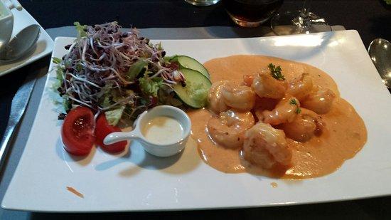 Zelzate, Belgien: Restaurant Salt 'n Pepper