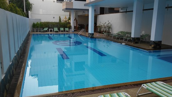 Excellent hotel near Khao San Road