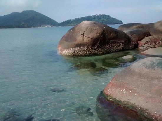 Pousada Tribo Ubatuba Hostel: praia do lazaro, 100 metros da pousada