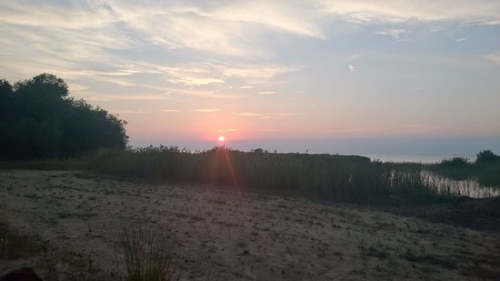 Port Elgin, Canada: Sunset at Brucedale
