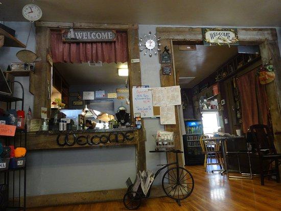 Blondie's Diner Foto