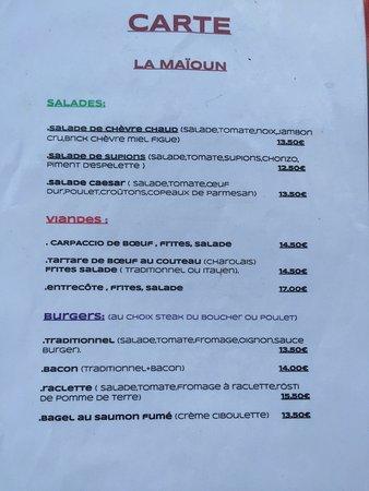 La Colle-sur-Loup, Francia: La Maïoun