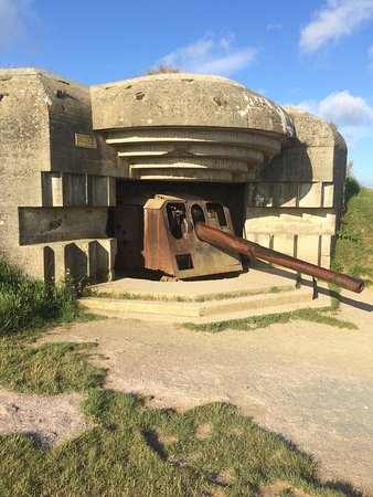 Longues-sur-Mer, Francia: Longues Battery