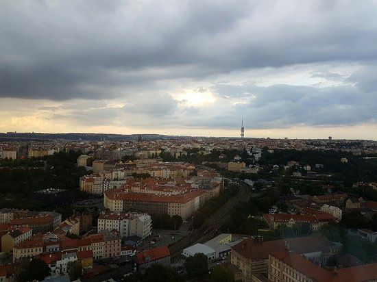 Corinthia Hotel Prague: 20160717_192740_large.jpg