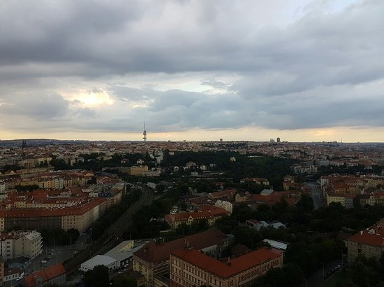 Corinthia Hotel Prague: 20160717_192731_large.jpg