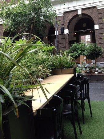 Schiedam, Holland: wat nuttigen tussen het groen