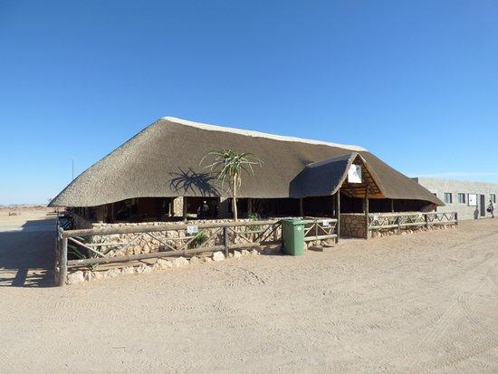 Солитер, Намибия: La boulangerie Moose Mc Gregor