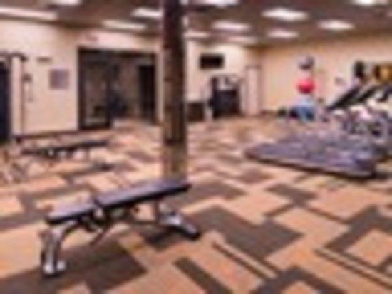 Jacksonville, Carolina del Norte: Spacious Fitness Center