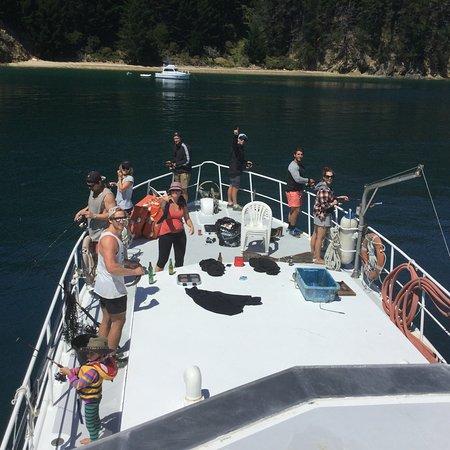 Havelock, نيوزيلندا: great day good fun