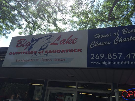 ‪Big Lake Outfitters of Saugatuck‬
