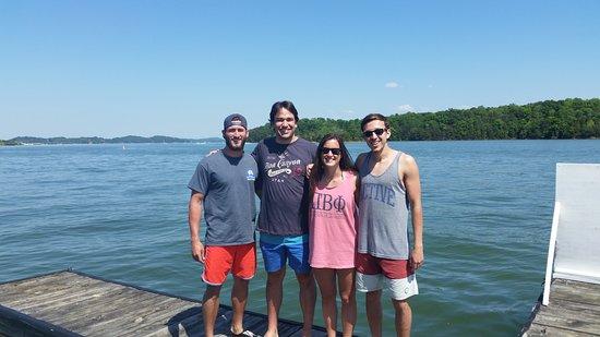 Dandridge, TN: May when the lake is full