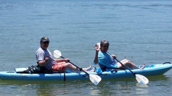 Dandridge, TN: Lots of chances to Kayak