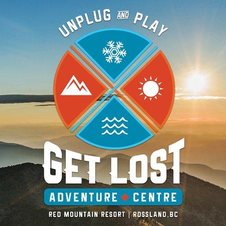Rossland, Kanada: Get Lost Adventure Centre