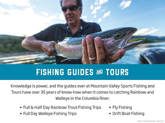 Rossland, Canada: Guided Fishing Tours