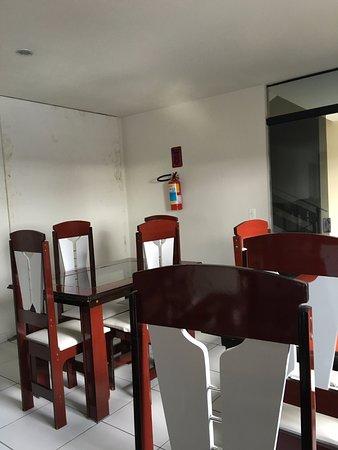 Orobo, PE: Restaurante / Café da manhã 4