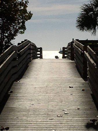 Nokomis, FL: Here comes the Bride & Groom!