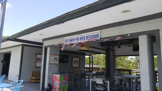 Blue marlin fish house north miami beach menu prices for The fish house restaurant