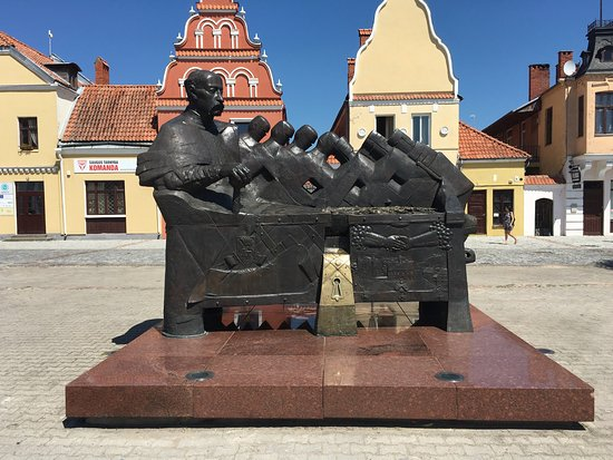 Kedainiai, Lituanie : photo0.jpg