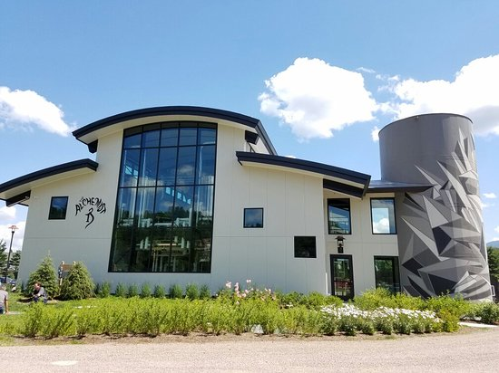 Alchemist Brewery and Visitor Center
