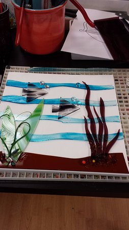 Howell, MI : Freestyle glass fusing