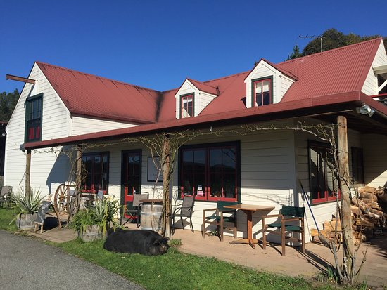 Carterton, New Zealand: Gladstone Vineyard