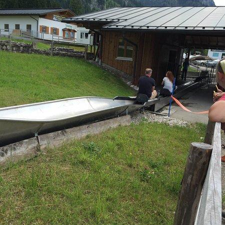 Schwangau, Alemania: Tegelbergbahn