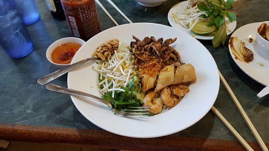 Grand Island, NE: I think this was called Vermicelli Noodles