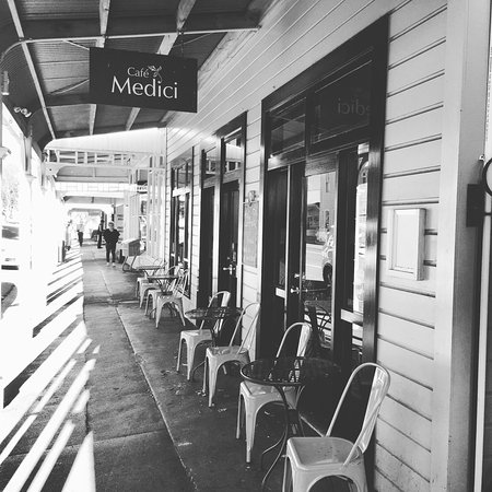 Martinborough, Nueva Zelanda: Cafe Medici