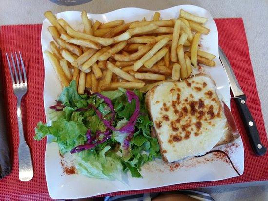Les Coches, Fransa: La Table du Tarin