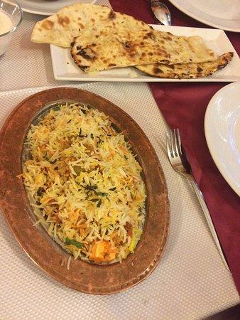 SWAAD Indian Restaurant: Very good food....very good staff...Ali......very sweet Turkish owner