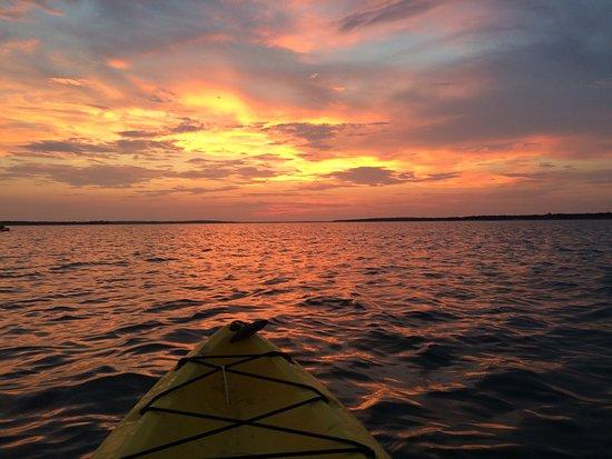 Grapevine, TX: Friday Night - Sunset Paddle