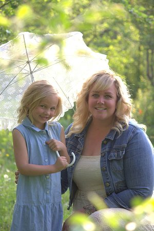 Kawartha Lakes, Canadá: Mommy & Daughter Time
