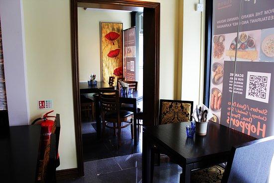 Kalpa Restaurant: Kalpa Indian Restaurant Interior