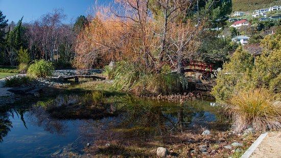 Nelson, Nuova Zelanda: Dragon Pond
