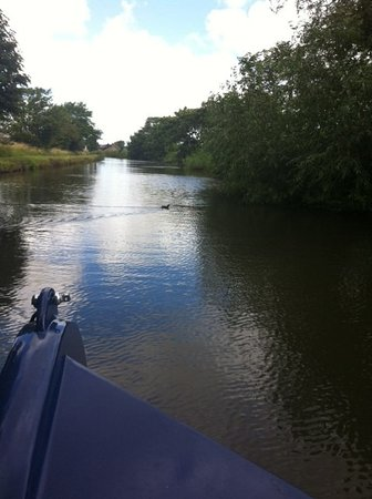 Burscough, UK: relaxing trip