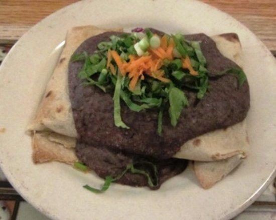 Athens, OH: Burrito 1