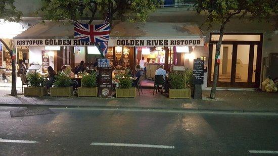 Golden River Pub